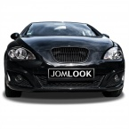 JOM přední maska Seat Leon 1P facelift (09-12) - bez znaku