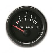 Přídavný tlakoměr oleje - Youngtimer