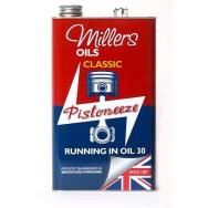 Motorový olej pro zajíždění Millers Oils Classic Running In Oil 30, 5L
