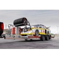 Přívěs (přepravník) Brian James Trailers - A4 Transporter