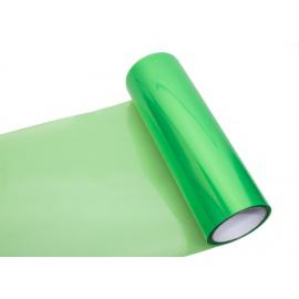 Folie na světla tvarovatelná - zelená
