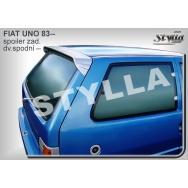 Stylla spoiler zadních dveří Fiat Uno (1983 - 1989) - horní