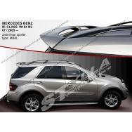 Stylla spoiler zadních dveří Mercedes Benz ML (W164, 2005 - 2011)