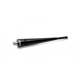 Auto anténa Foliatec Pin 2 - černá, délka 90mm