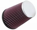 K&N RC-3250 sportovní vzduchový filtr - univerzální, průměr vstupu 79 mm