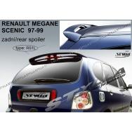 Stylla spoiler zadních dveří Renault Megane Scenic I (1996 - 2003)