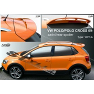 Stylla spoiler zadních dveří VW Polo V (6R) + Cross (2009 - 2018)