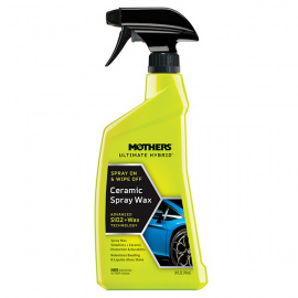 Mothers Ultimate Hybrid Ceramic Spray Wax – rychlý keramický vosk, 710 ml