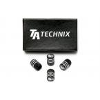 TA Technix čepičky ventilků TAir - černé