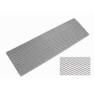 Hliníkový tahokov, kosočtverec, 135 x 30 cm - černý, střední oka