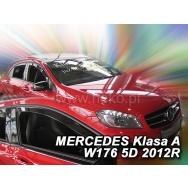HEKO ofuky oken Mercedes Benz A W176 5dv (2012-2018) přední