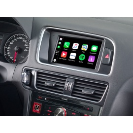 Autorádio Alpine X702D-Q5 pro vozy Audi Q5