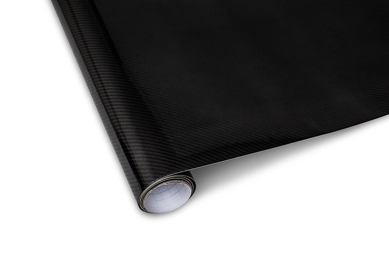 carbon karbonov folie 5d textura 152x200cm ern. Black Bedroom Furniture Sets. Home Design Ideas