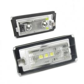 LED osvětlení SPZ BMW 3 (E46 2dvéř., 04-06)