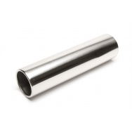 TA Technix koncovka výfuku nerezová - kulatá, průměr 90mm