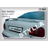 Stylla spoiler zadního víka Fiat Marea sedan