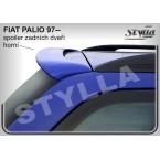 Stylla spoiler zadních dveří Fiat Palio Weekend I