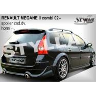 Stylla spoiler zadních dveří Renault Megane II Grandtour (2002 - 2009)