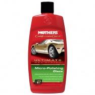Mothers California Gold Micro-Polishing Glaze - velmi jemná leštěnka, 473 ml (krok 2)