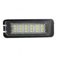 LED osvětlení SPZ VW Golf V (5)