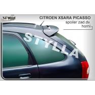 Stylla spoiler zadních dveří Citroen Xsara Picasso (1999 - 2010) - horní