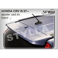 Stylla spoiler zadních dveří Honda CR-V (2007 - 2011) - horní