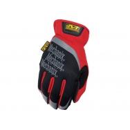Mechanix rukavice FastFit - červené