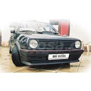 Přední spoiler VW Golf II