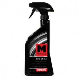 Mothers M-Tech Tire Shine - lesk na pneu, 710 ml