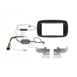 Alpine KIT-W997SMTW instalační sada 2DIN pro Smart ForTwo