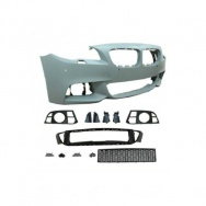 JOM přední nárazník BMW 5 F10 sedan / F11 Touring (od 8/2013) facelift - SportLook