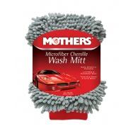 Mothers Microfiber Chenille Wash Mitt - oboustranná mikrovláknová mycí rukavice