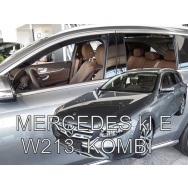 HEKO ofuky oken Mercedes Benz E W213 Kombi (2016-) přední + zadní