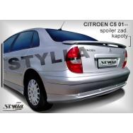 Stylla spoiler zadního víka Citroen C5 (2001 - 2004) sedan