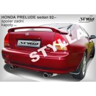 Stylla spoiler zadního víka Honda Prelude (1991 - 1997)