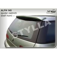 Stylla spoiler zadních dveří Alfa Romeo 145