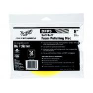 """Meguiars Soft Buff Foam Polishing Disc 5"""" - lešticí kotouč pro DA leštičku (střední), 5palcový"""