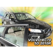 HEKO ofuky oken Volvo V70 combi 5dv (2007-2016) přední + zadní
