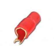 CHP kabelová vidlička 35 qmm červená