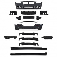 JOM body kit BMW 5 F10 sedan (2010-7/2013) předfacelift - SportLook