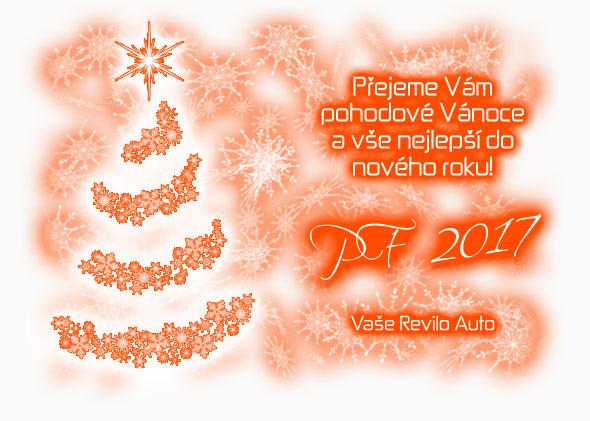 Přejeme Vám pohodové Vánoce a vše nejlepší do nového roku!